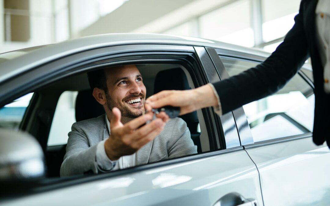 Vijf zaken om rekening mee te houden bij het kopen of financieren van een bedrijfswagen